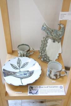 Blue Leaf Ceramics (Kim Donaldson)