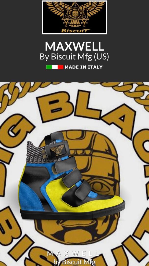 LADIES MAX-WELL (lady wedge sneaker)