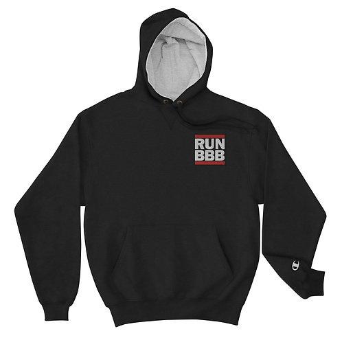 Emb. Iconic Logo Hoodie