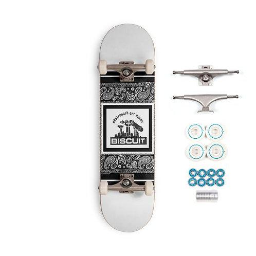 Skateboard Arte Musica