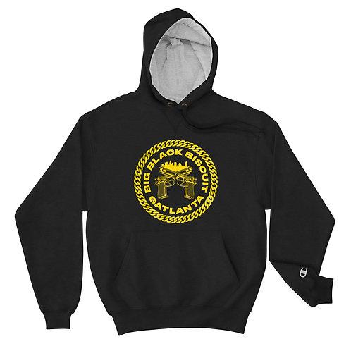 Pistol Logo Hoodie