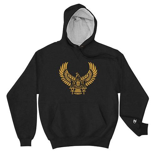 Gold Phoenix Hoodie