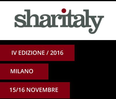 IV EDIZIONE DI SHARITALY