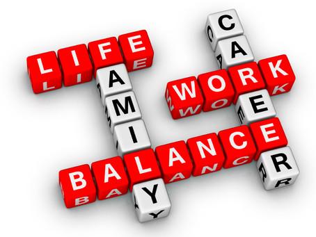 Work-life balance: cioè?