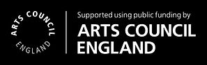 Arts Council logo to show that Storymix has won funding from .hem