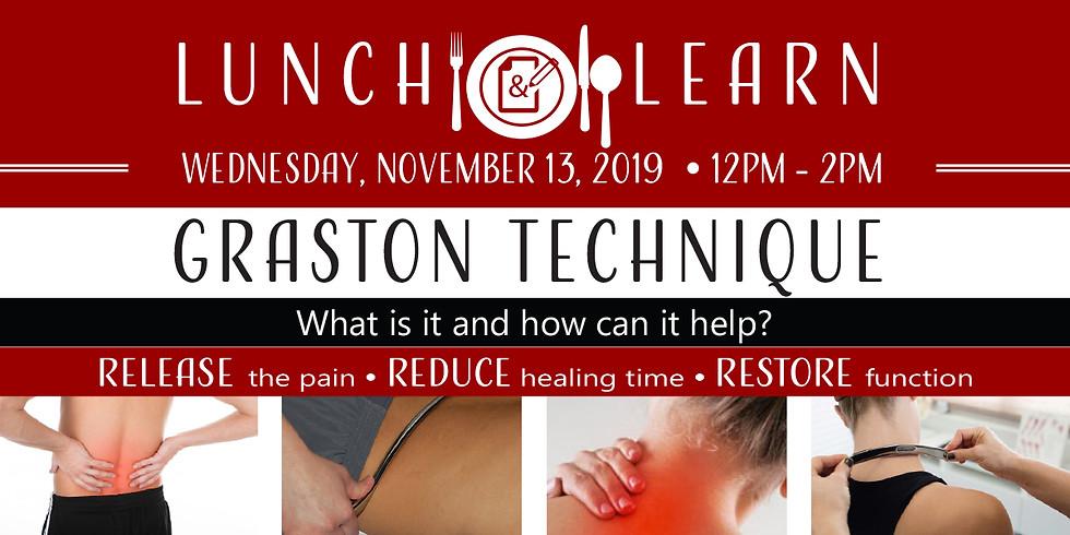 Lunch & Learn: Graston Technique
