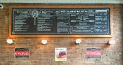 Williamsburg Pizza, Lower East Side
