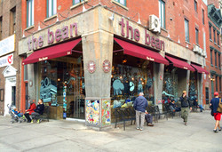 THe Bean, Lower East Side