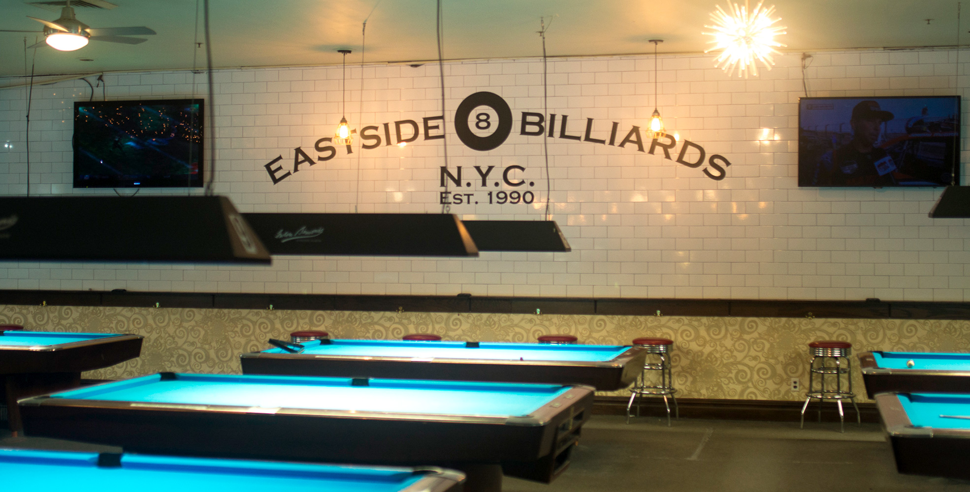 East Side Billiards, Upper East Side
