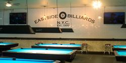 East Side Billiards, Upper East Side