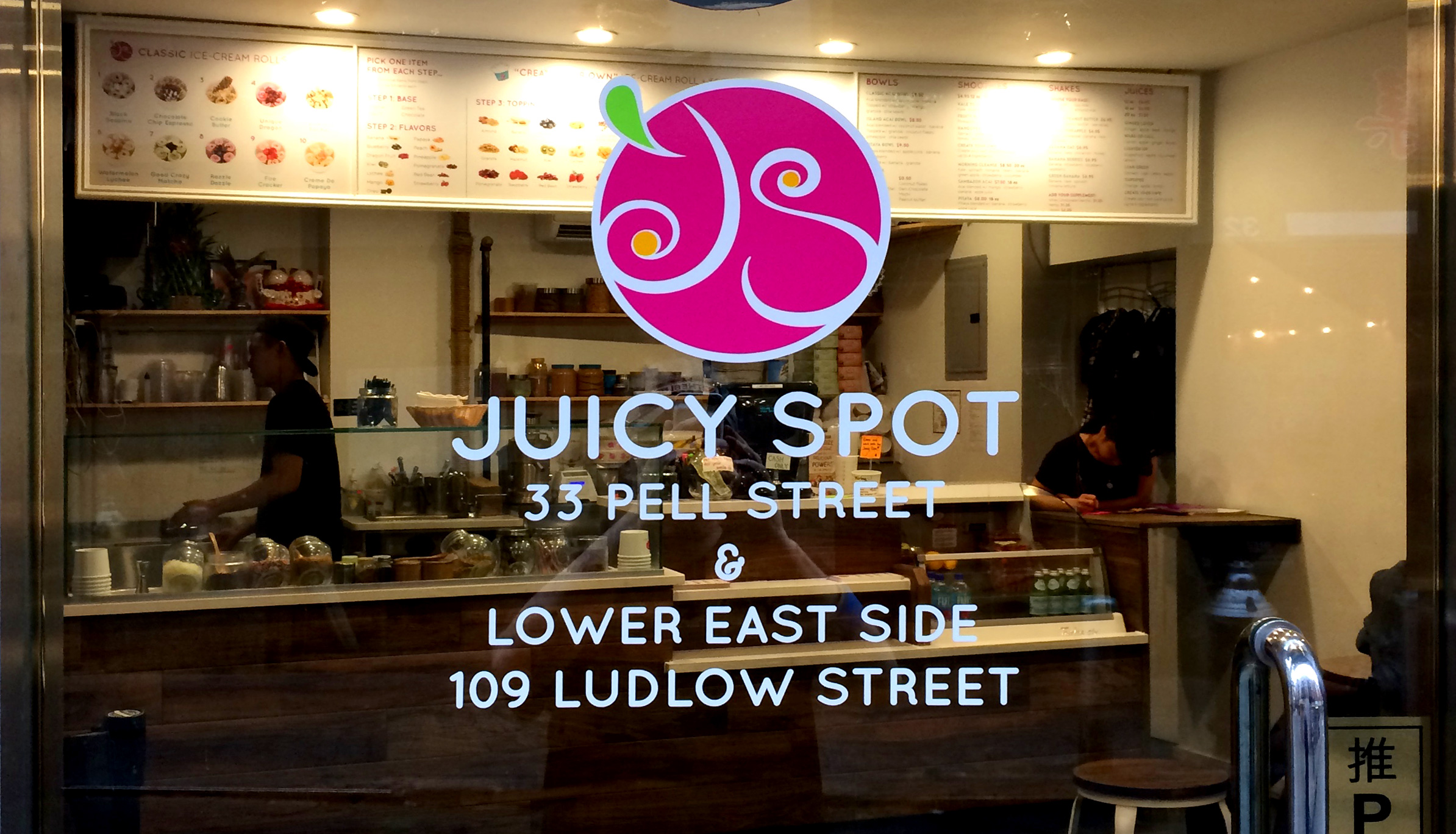 Juicy Spot, Chinatown
