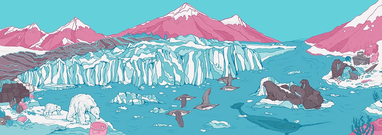 Arctic by Gosia Grodzka