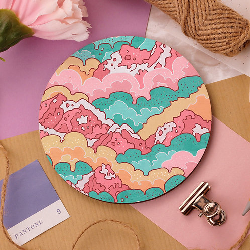 Rainbow Hills Coaster