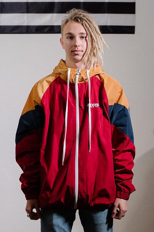 Red Cut'n Sew Raincoat