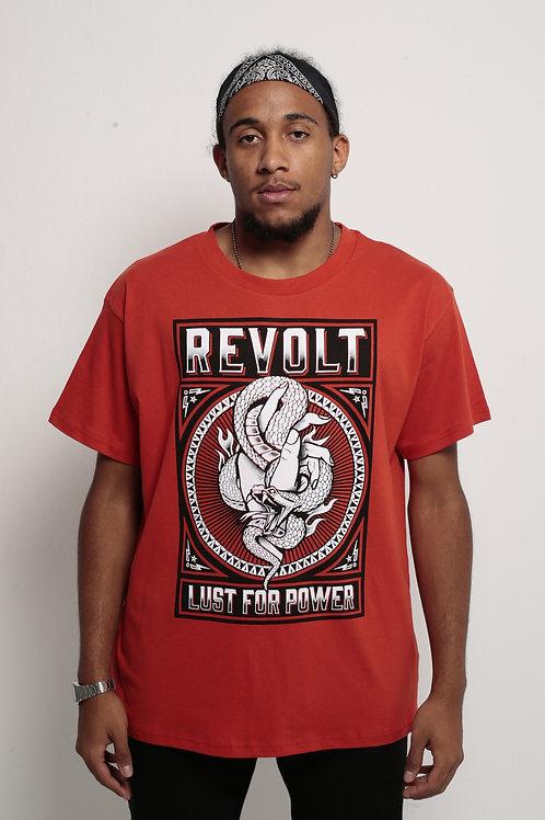 Revolt T-Shirt Brick