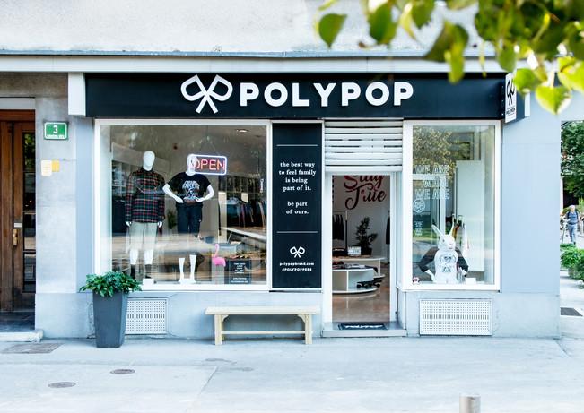Polypop Ljubljana Flagship