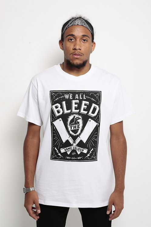Bleed T-Shirt White