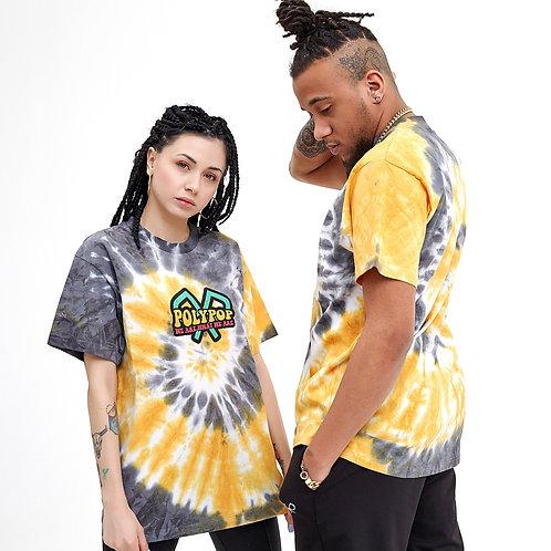 Polypop Tie-Dye T-Shirt 2 Colours