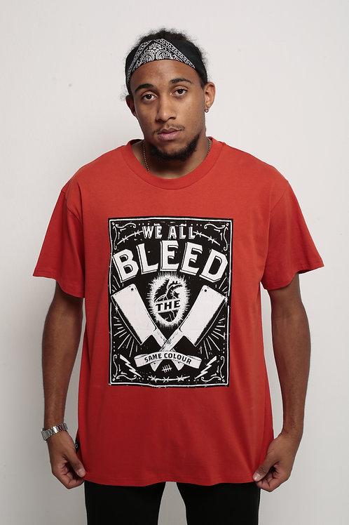 """Bleed"" T-Shirt Brick"