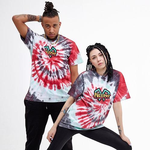 Polypop Tie-Dye T-Shirt 3 Colours