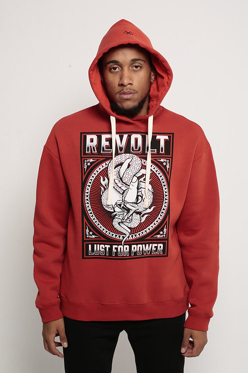 Revolt Hoodie Pullover
