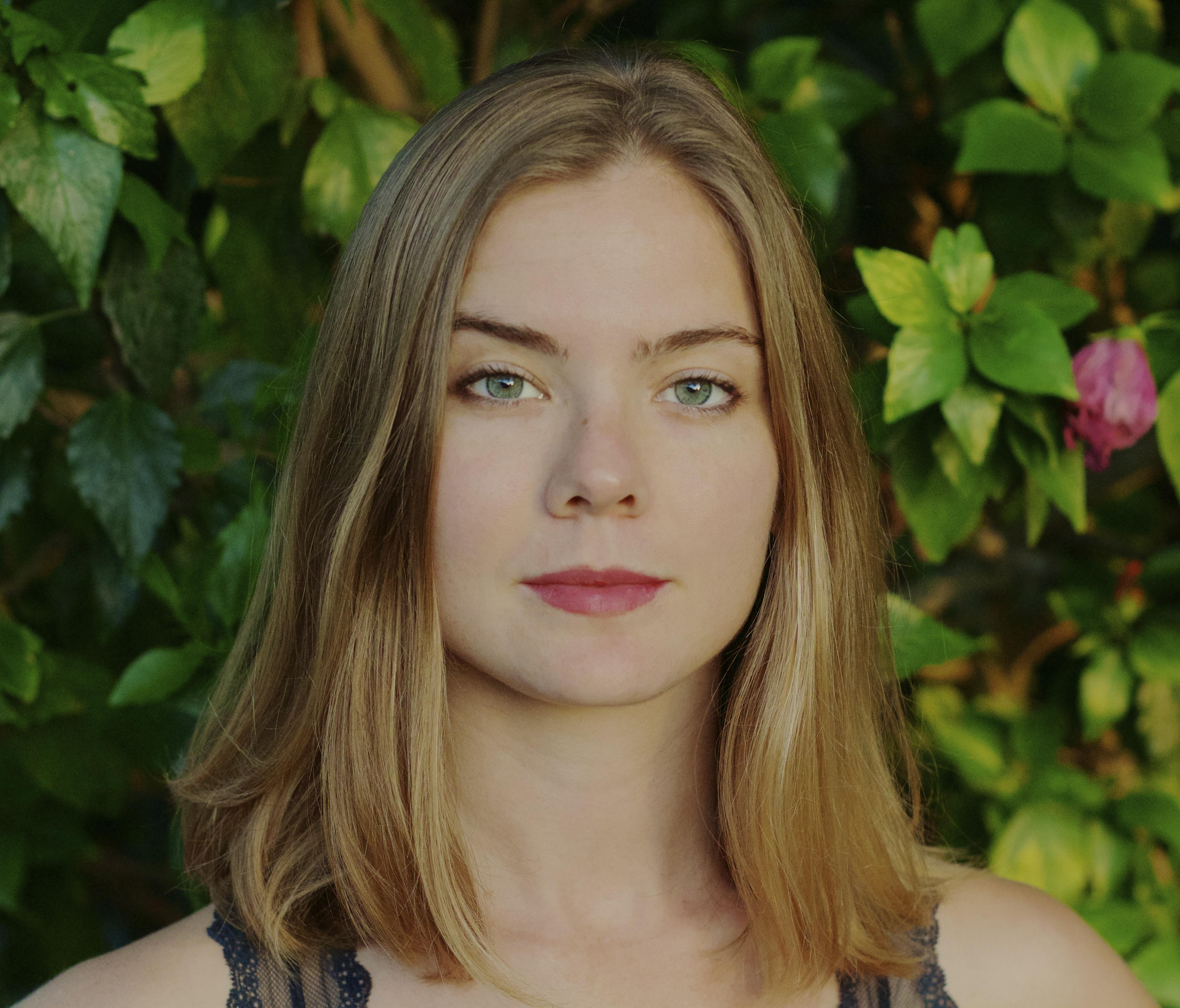 Sarah Bartholomew Acting Headshot