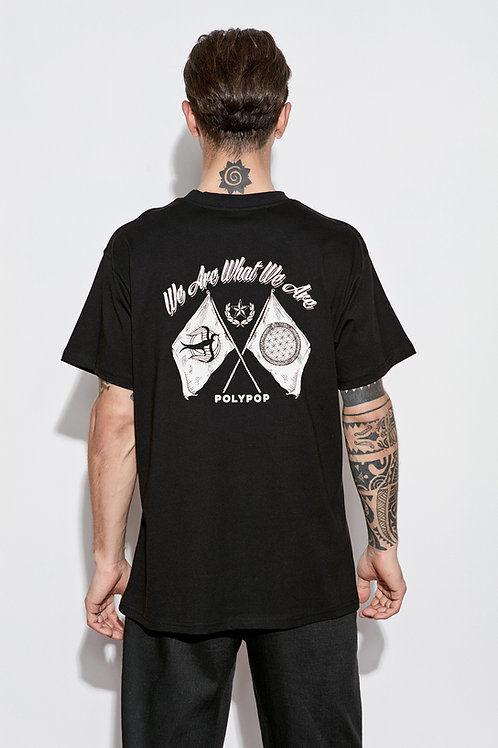 We Are What We Are T-Shirt Black