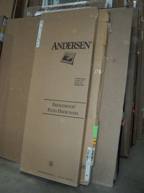 Andersen 3068 FW Patio Door Panel - Terratone