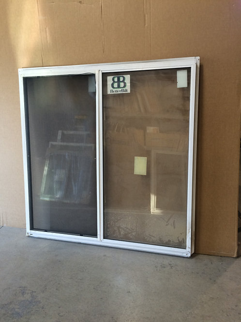 BetterBilt Aluminum Sliding Window