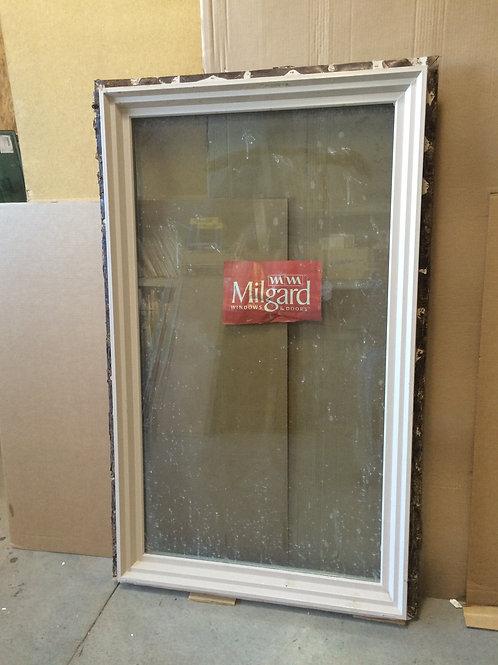 MILGARD FIXED VINYL WINDOW