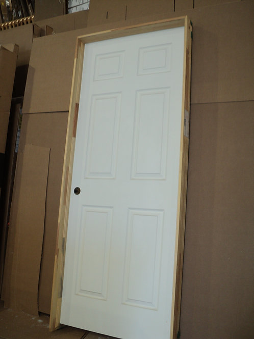 Primed Bostonian Interior Door