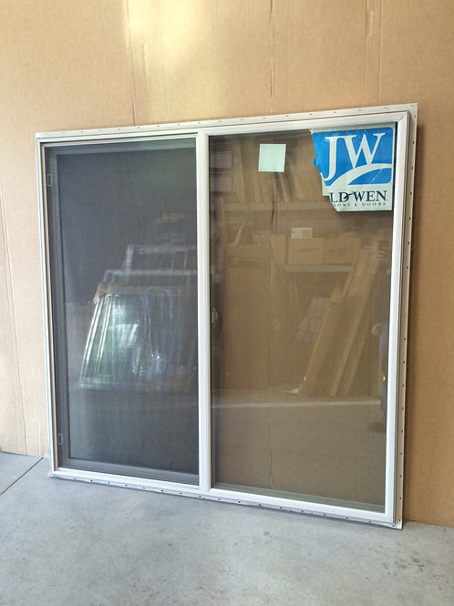 Jeldwen Builder Vinyl Gliding Window