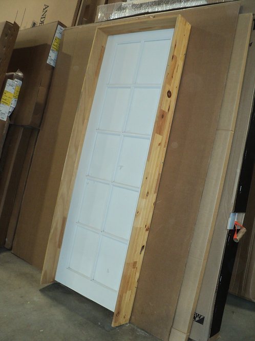 10-Lite Primed Interior Door