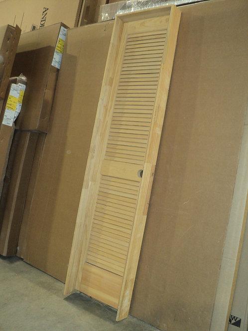 Full Louver Interior Door