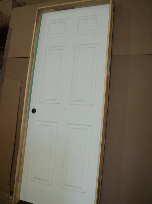 Primed Bostonian Interior Door