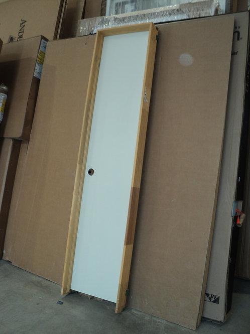 Smooth Prime Interior Door