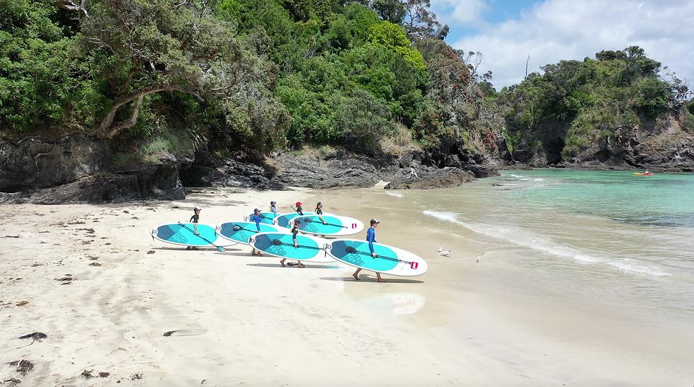 Tutukaka Coast Stand up paddle