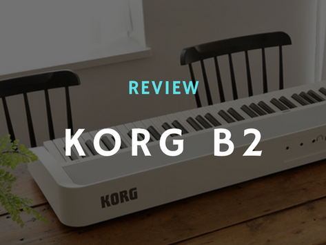 Review: Is the Korg B2 a Good Beginner Piano?