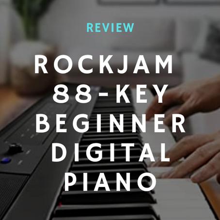 Review: Rockjam 88 Keys Beginner Digital Piano