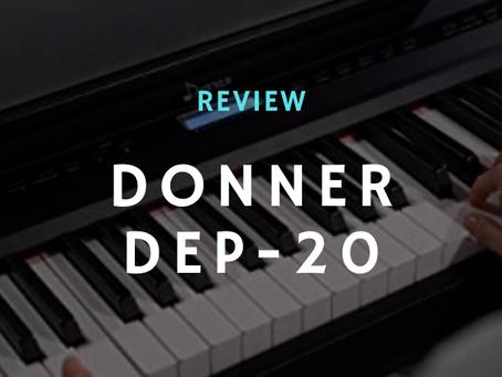 Review: Amazon's Best-Seller, Donner DEP-20 Digital Piano