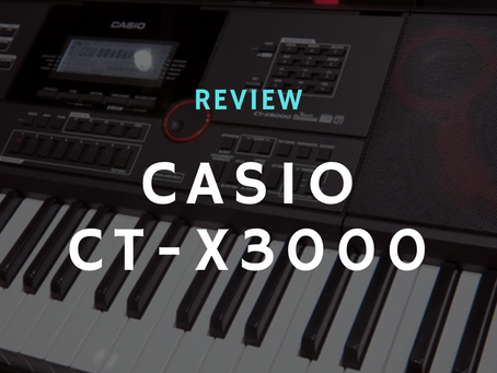 Review: Does the Casio CT-X3000 Have the Best Sounding Piano?