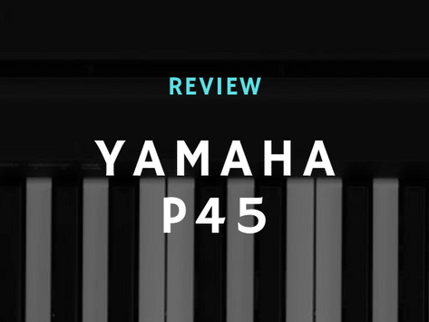 Review: Is the Yamaha P45 Still Worth Buying in 2021?