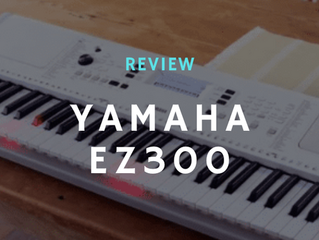 Review: Is Yamaha EZ300 Useful for Beginners?