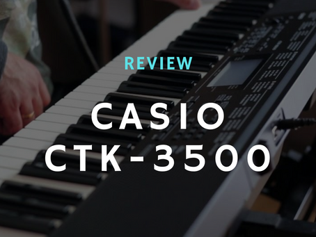 Review: Is Casio CTK-3500 Worth Buying?