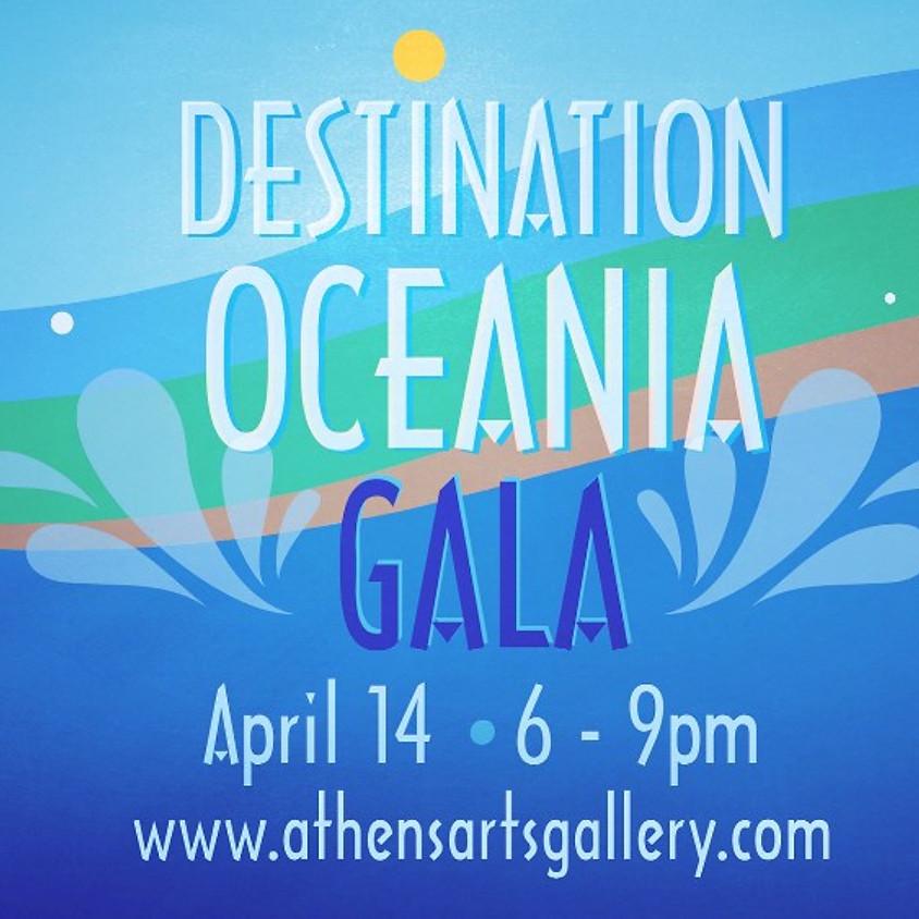 Destination Oceania Gala