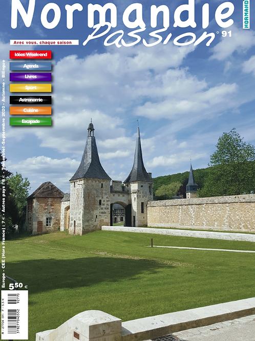 Normandie Passion automne 2020 N° 91 Numérique