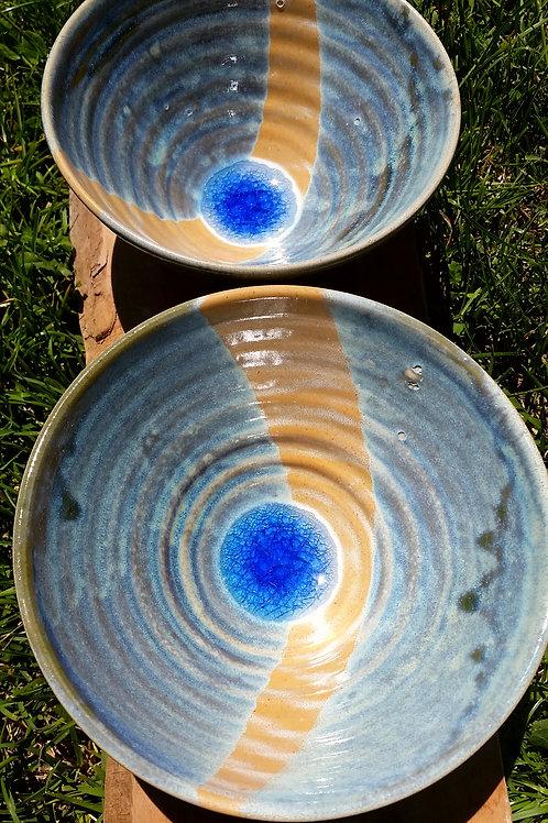 Bol Mer&Sable - Bleu profond