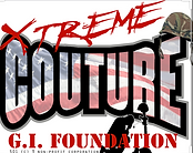 Xtreme couture GI foundation red whit n
