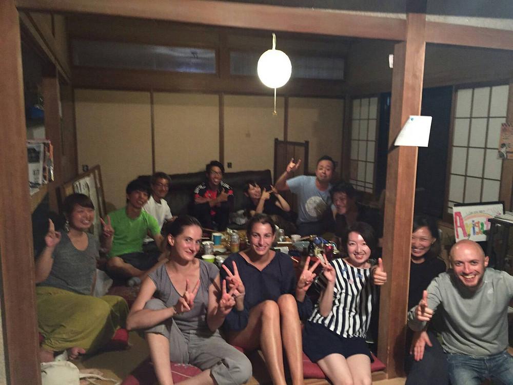 松本市・上高地玄関口の宿 ゲストハウスしましま
