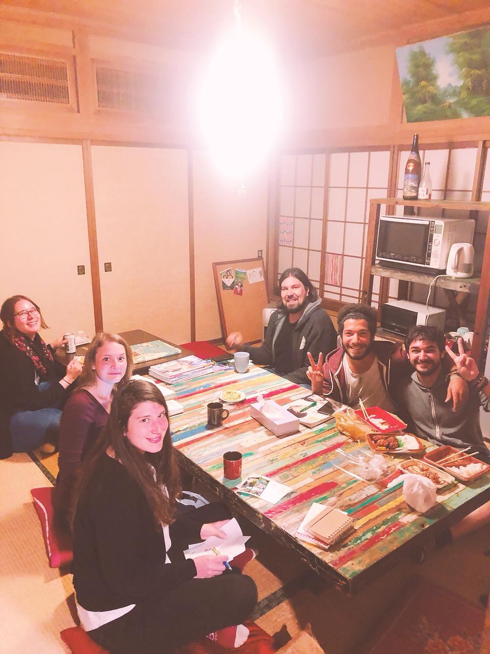 松本市 上高地玄関口の宿 ゲストハウスしましま